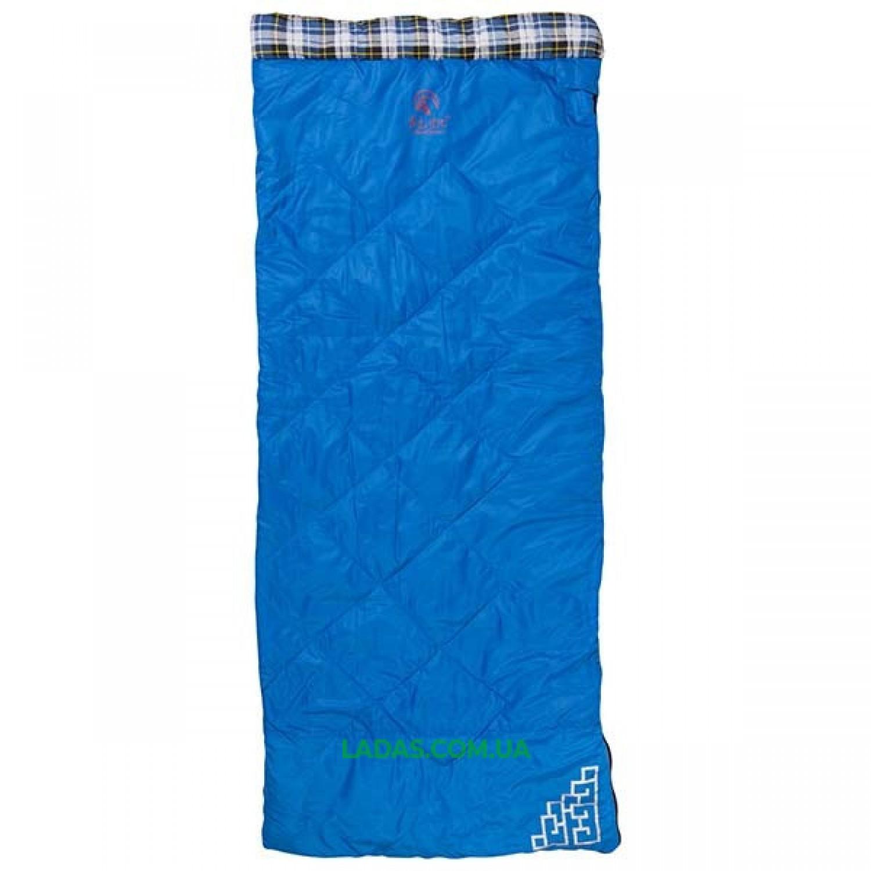 Спальный мешок одеяло REDCAMP RC484/3-2BB (PL, 400г на м2,р-р 190*84cm, цвет синий)