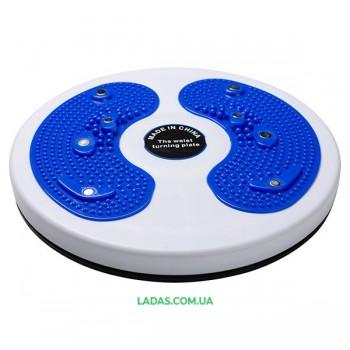 Диск здоровья массажный (диаметр 28 см)