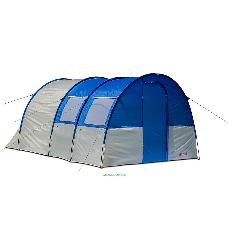 Четырехместная палатка Coleman 3017 (Польша)