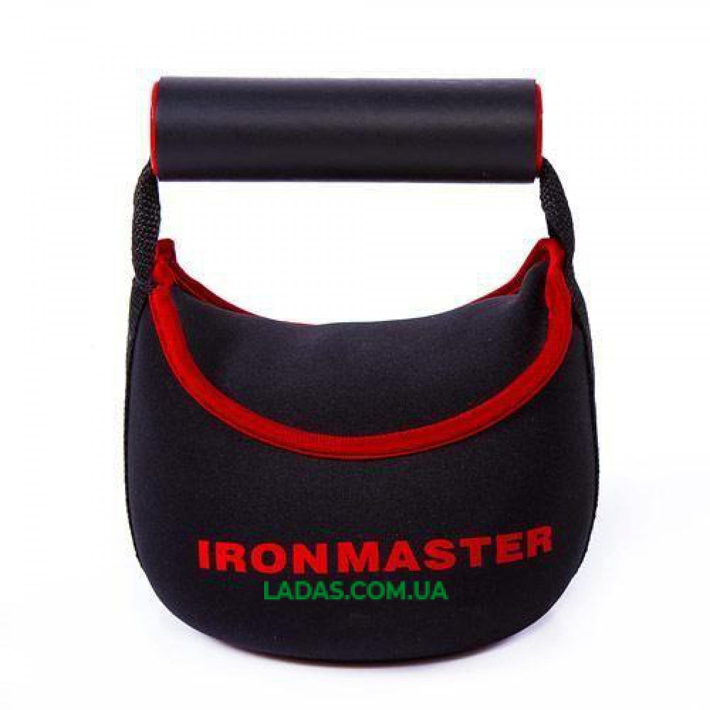 Гиря неопреновая 3 кг IronMaster