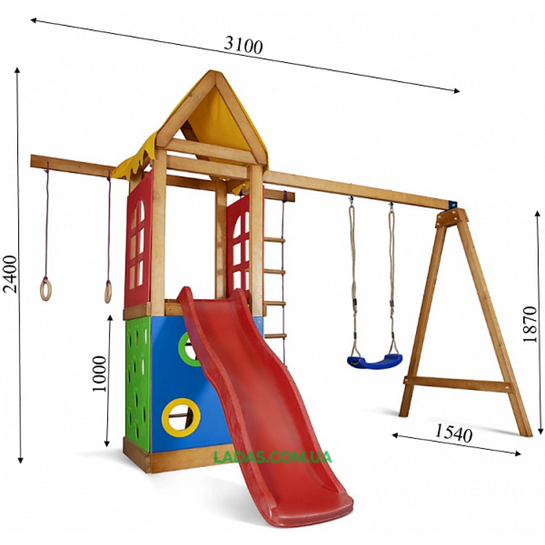 Детский игровой комплекс Babyland-25