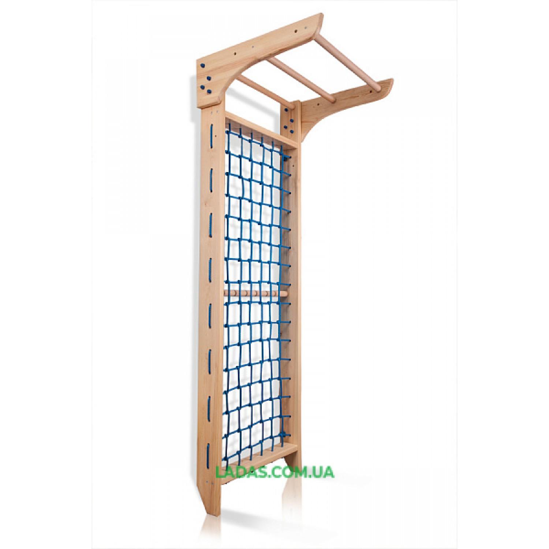 Гладиаторская сетка Бомбино -7-220 деревянная (бук)