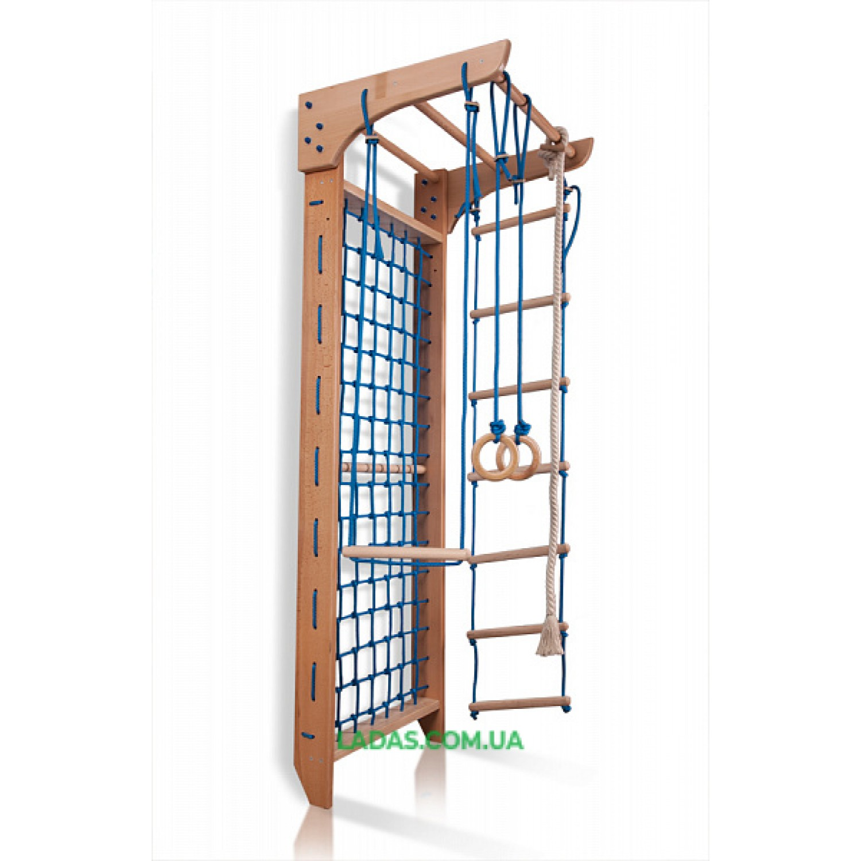 Гладиаторская сетка Бомбино -8-220 деревянная (бук)