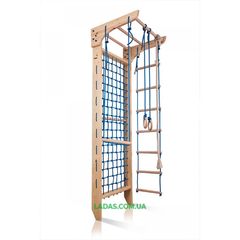 Гладиаторская сетка Бомбино -8-240 деревянная (бук)