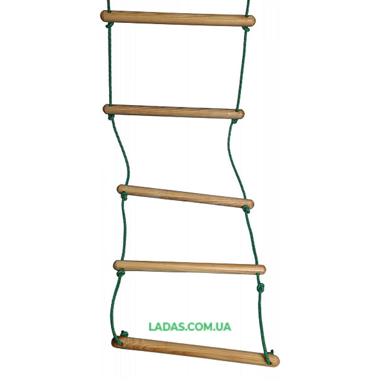 Веревочная лестница для детский спортивных комплексов и шведских стенок
