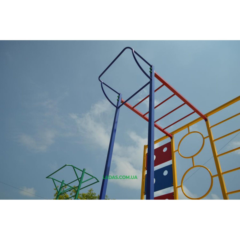 Вуличний спорткомплекс для дітей Бамбіно (під бетонування)