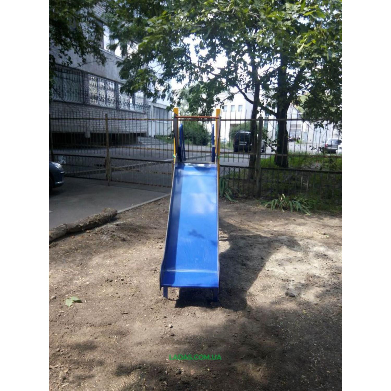 Уличная детская горка Забава (под бетонирование)