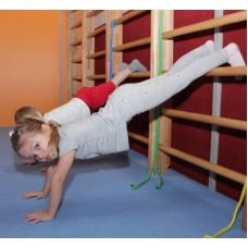Комплекс упражнений на шведской стенке для детей до 7 лет