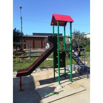 Детский игровой комплекс PlayGraund - 4