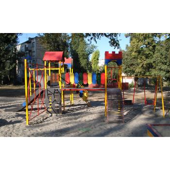 Детская игровая площадка PlayGraund - 6
