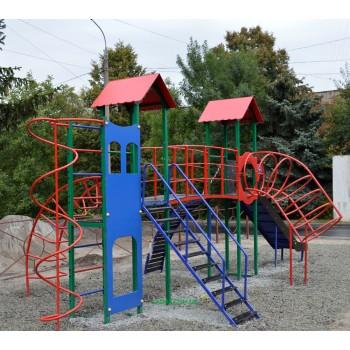 Детская спортивно-игровая площадка PlayGraund - 5