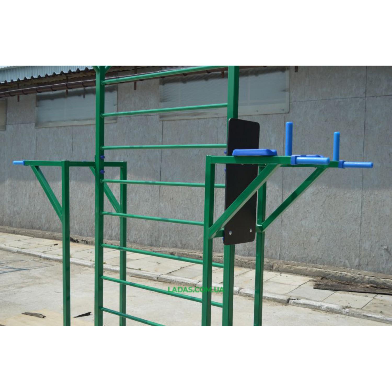 Вуличний спорткомплекс для дорослих Силач (під бетонування)